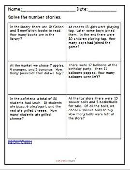 Common Core Aligned! Ready for Second Grade - Math