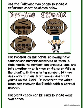 Ready for Some Football:  Language Arts and Math Games