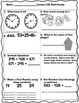 Ready for Summer Printables Common Core Reading, ELA & Math Skills