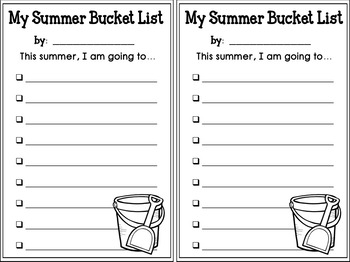 Summer COUNT-DOWN!
