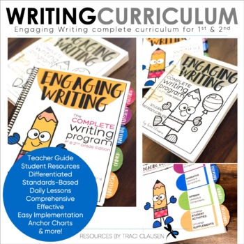 Engaging Writing - COMPLETE Writing Instruction for the Primary Grades