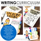 Writing Lessons - Engaging Writing - COMPLETE Writing Curriculum