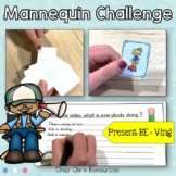 Ready For a Mannequin Challenge ? Action cards and Instructions
