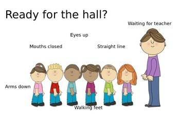 Ready for the Hall visual