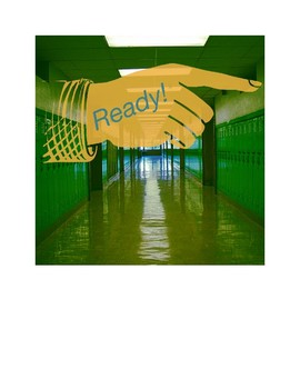 Ready for the Hallway? elem visual reminder