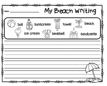 Ready in a Jiffy! (MAY/JUNE Math & Literacy Printables for Kindergarten)
