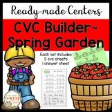 Ready-made Centers CVC Builder Spring Garden