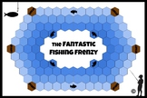 Fishing Frenzy Board Game (Review, Gamify, Stations, Games, Fun)