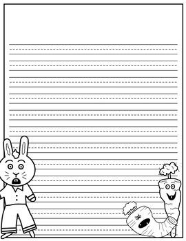 Ready, set, Bulletin Boards Creepy Carrots