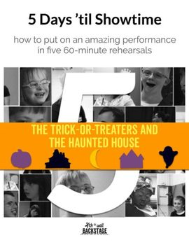 Ready-to-GO Show! Kit - The Trick-or-Treaters and the Haunted House