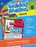 Ready to Go Guided Reading: Analyze, Grades 1 - 2