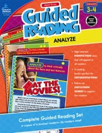 Ready to Go Guided Reading: Analyze, Grades 3 - 4