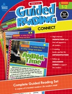 Ready to Go Guided Reading: Connect, Grades 1 - 2