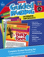 Ready to Go Guided Reading: Determine Importance, Grades 3 - 4