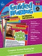 Ready to Go Guided Reading: Determine Importance, Grades 5 - 6