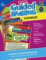 Ready to Go Guided Reading: Synthesize, Grades 3 - 4