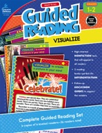 Ready to Go Guided Reading: Visualize, Grades 1 - 2