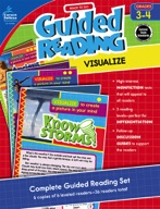 Ready to Go Guided Reading: Visualize, Grades 3 - 4