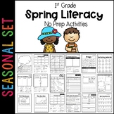 Spring Literacy Printable Pack