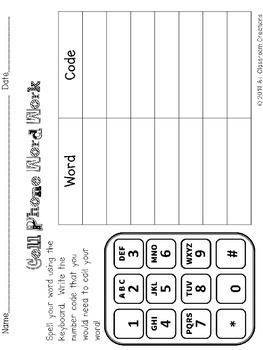 Ready to Go Word Work Bundle:  Activities for All Year