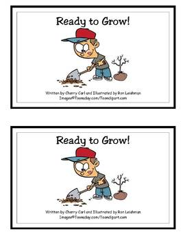 Ready to Grow Spring Time Guided Reader