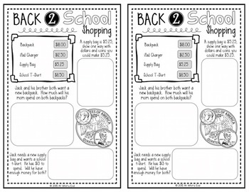 Ready to ROCK Third Grade {A multi-use review for BACK-to-School}