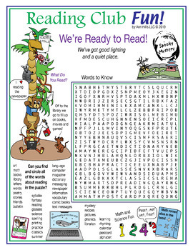 50% Off – Ready to Read? Puzzle Set with Vocabulary-Rich Word Search