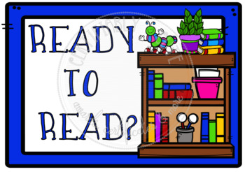 Ready to Read? Poster