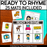 Ready to Rhyme | 25 Rhyming Mats Included