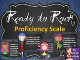 Ready to Rock Proficiency Scale