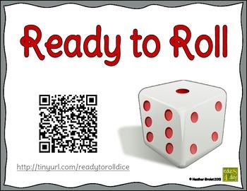 Ready to Roll! - Interactive Digital Activity (iPad / Tabl