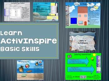 Ready-to-Use ActivInspire Basic Skills Training Presentation