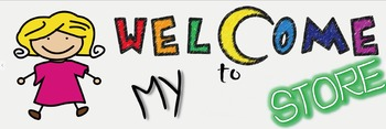 Ready-to-Use FOLLOW ME Animated Quote Banner for your TpT store - No.2