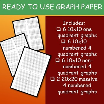 Ready to Use Graph Paper