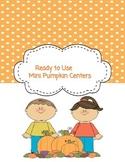 Ready to Use Mini Pumpkin Centers