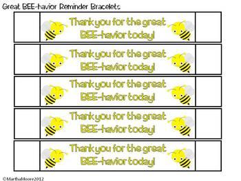 Reminder Bracelets: Print and Go!