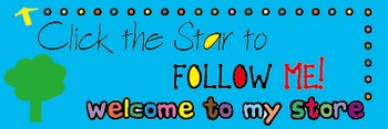 Ready-to-Use FOLLOW ME Animated Quote Banner for your TpT store - No.1