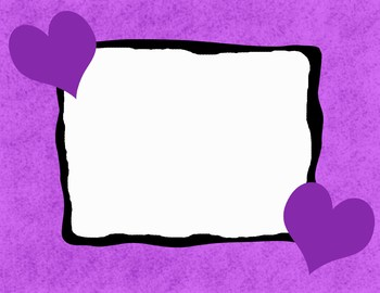 Ready To Go Purple Heart Cover Page--landscape