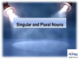 Ready to use presentation on Singular and Plural Nouns