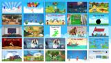 The Ready2GO ESL catalogue (36 games)