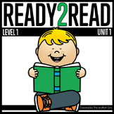 Ready2Read Level 1 Unit 1