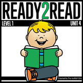 Ready2Read Level 1 Unit 4