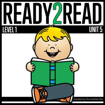 Ready2Read Level 1 Unit 5