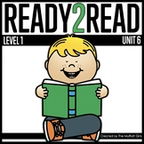 Ready2Read Level 1 Unit 6