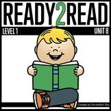 Ready2Read Level 1 Unit 8