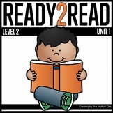 Ready2Read Level 2 Unit 1