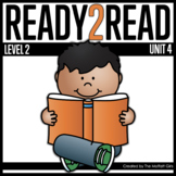 Ready2Read Level 2 Unit 4
