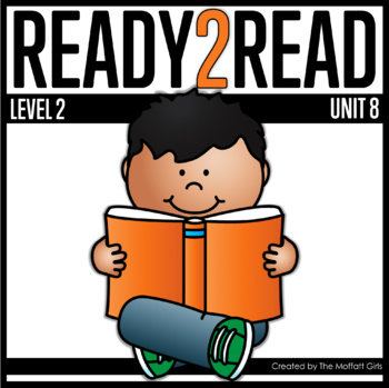Ready2Read Level 2 Unit 8