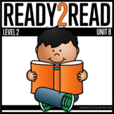Ready2Read Level 2 Unit 8