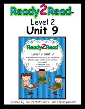 Ready2Read Level 2 Unit 9
